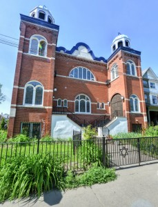 Kiever Synagogue in Toronto.