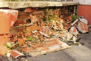 repair brick building
