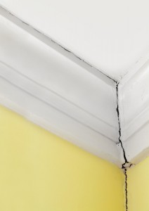 cracks in wall could be a sign you need a foundation inspection