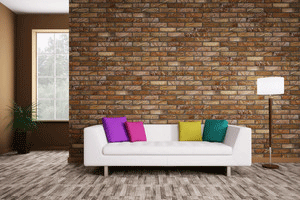 How To Restore Exposed Interior Brick Wall In 4 Steps