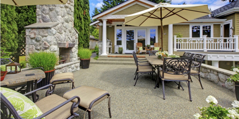 5 Signs Your Concrete Porch Needs Repairs