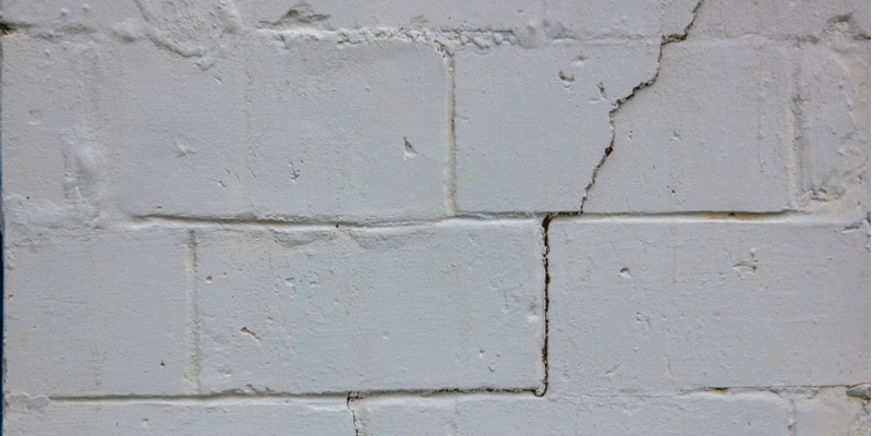 Cracks in Basement Wall: Here's What They Mean