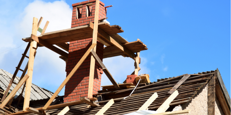 3 of the Most Common Chimney Repairs