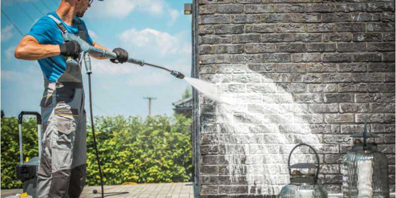 Cleaning Your Brick Effectively