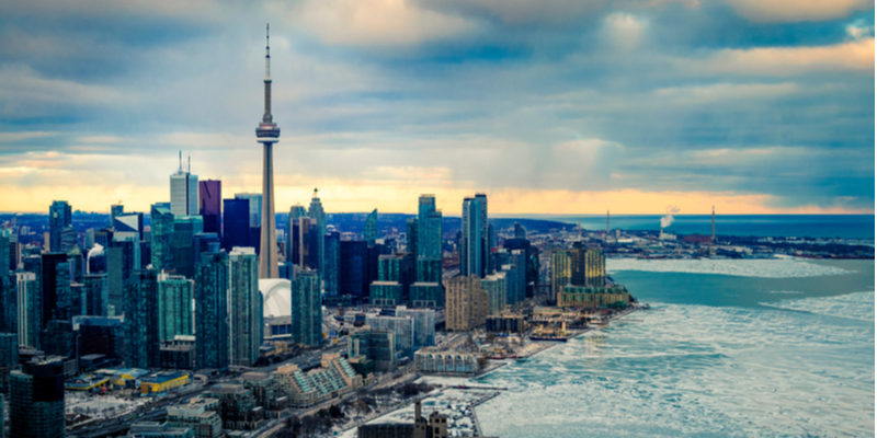Toronto in Winter – How Your Masonry is Affected