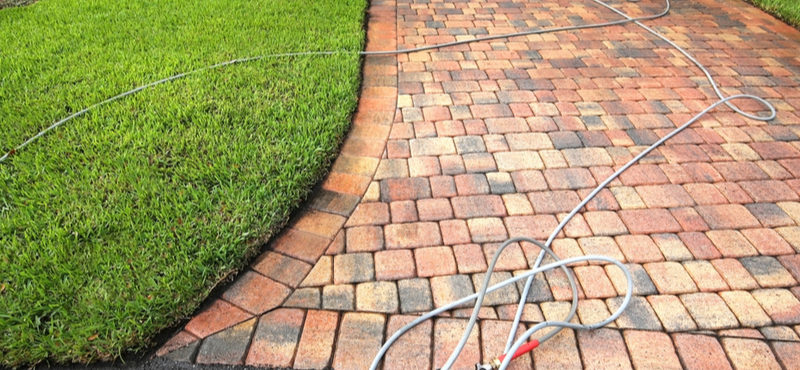 Protecting Your Pavers